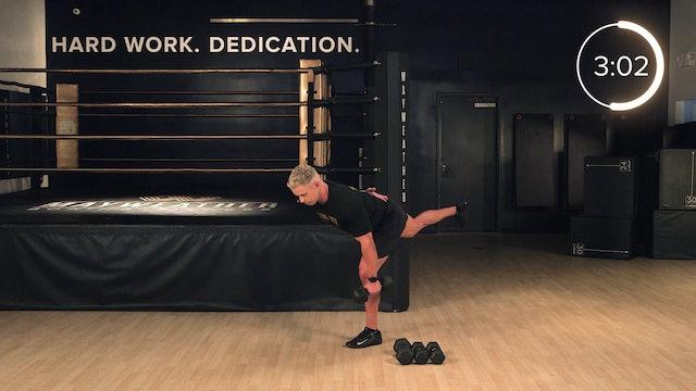 Strength #3 - Lower Body