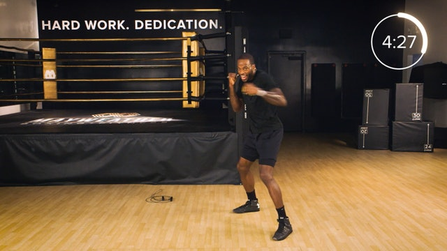 Boxing Fitness #2
