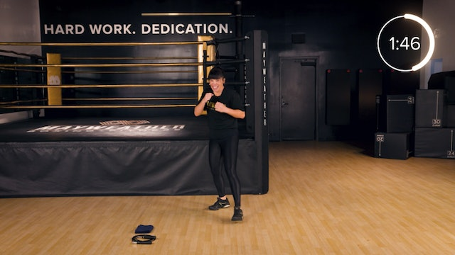 Boxing HIIT #2