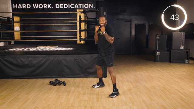 Boxing Fitness #5