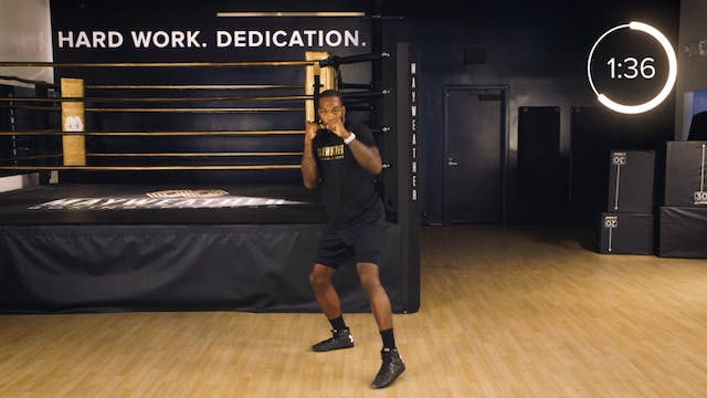 Boxing Fitness #1