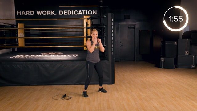 Boxing Fitness #8