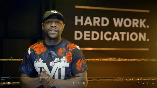 Welcome to the Mayweather Home Fitness App!