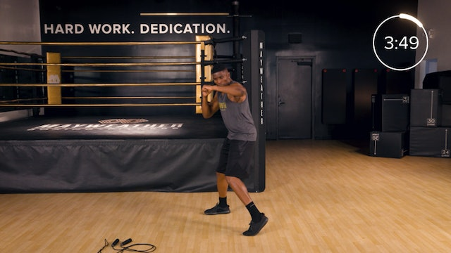 Boxing HIIT #6