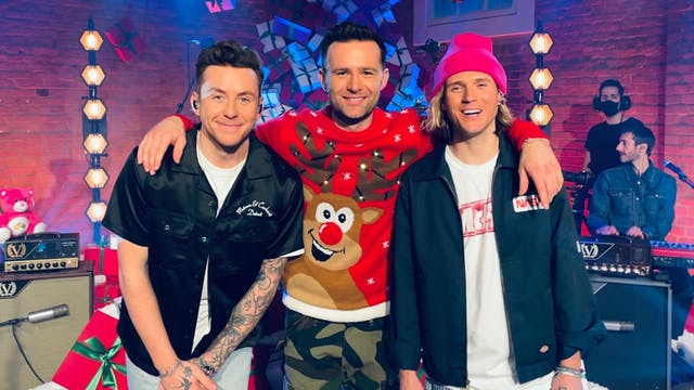 Christmas With McFly