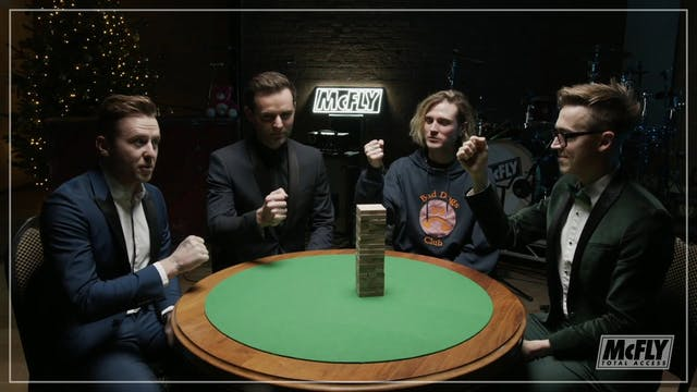 McFly Games Night