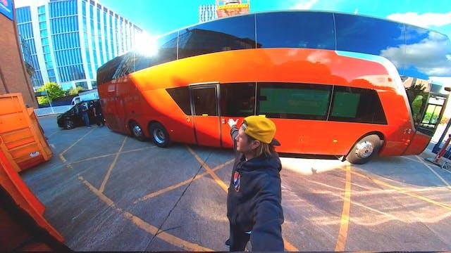 Dougie's 360 Cardiff Tour