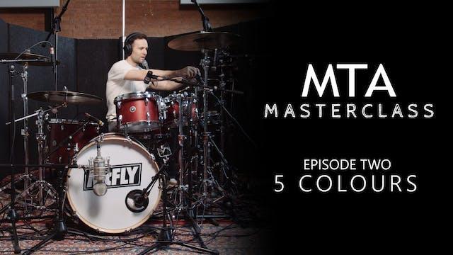 Masterclass - Episode 02: 5 Colours