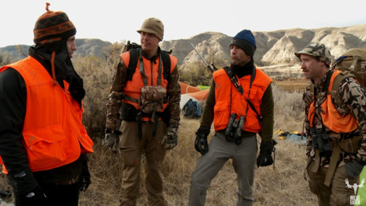 VOLUME 4, EPISODES 5/6: FIRST TIMERS, MONTANA MULE DEER