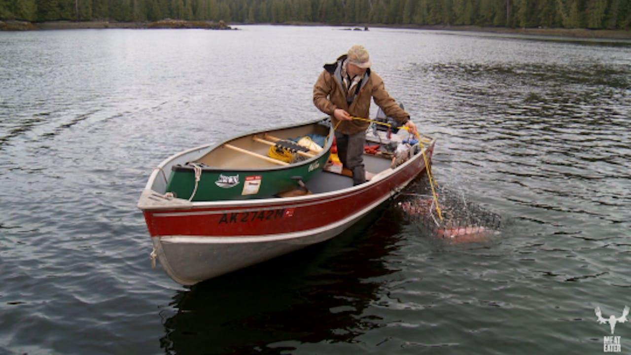 S4-E01: Sea Bear: Alaska Spring Bear and Seafood
