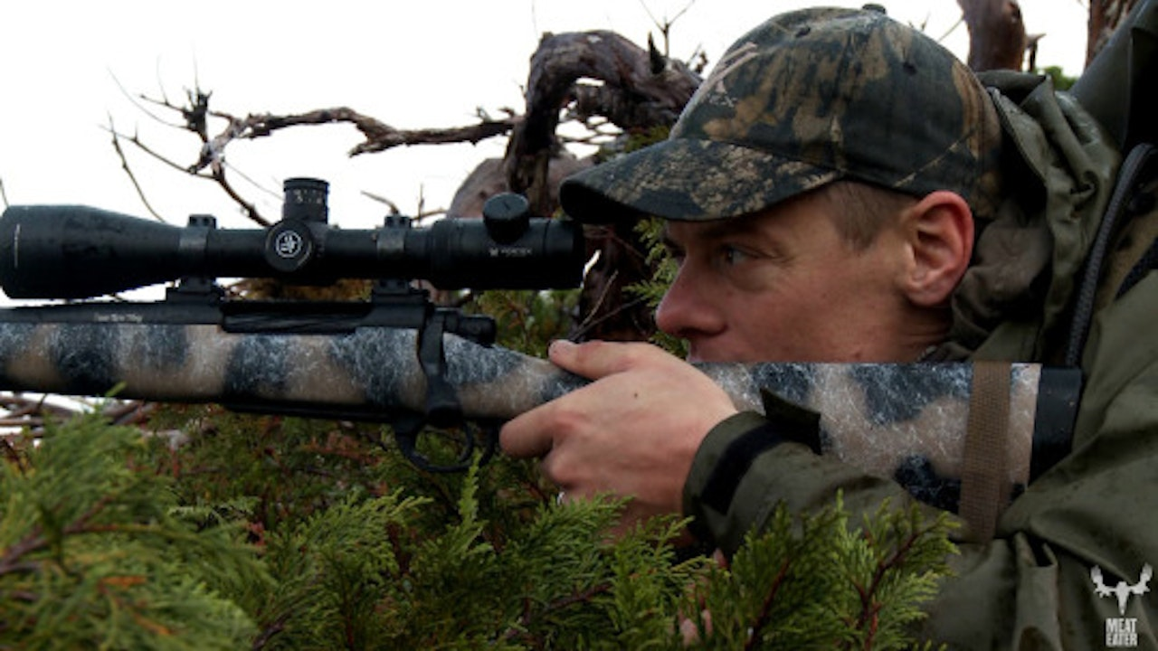 INTO THE CLOUDS: SITKA BLACKTAIL DEER