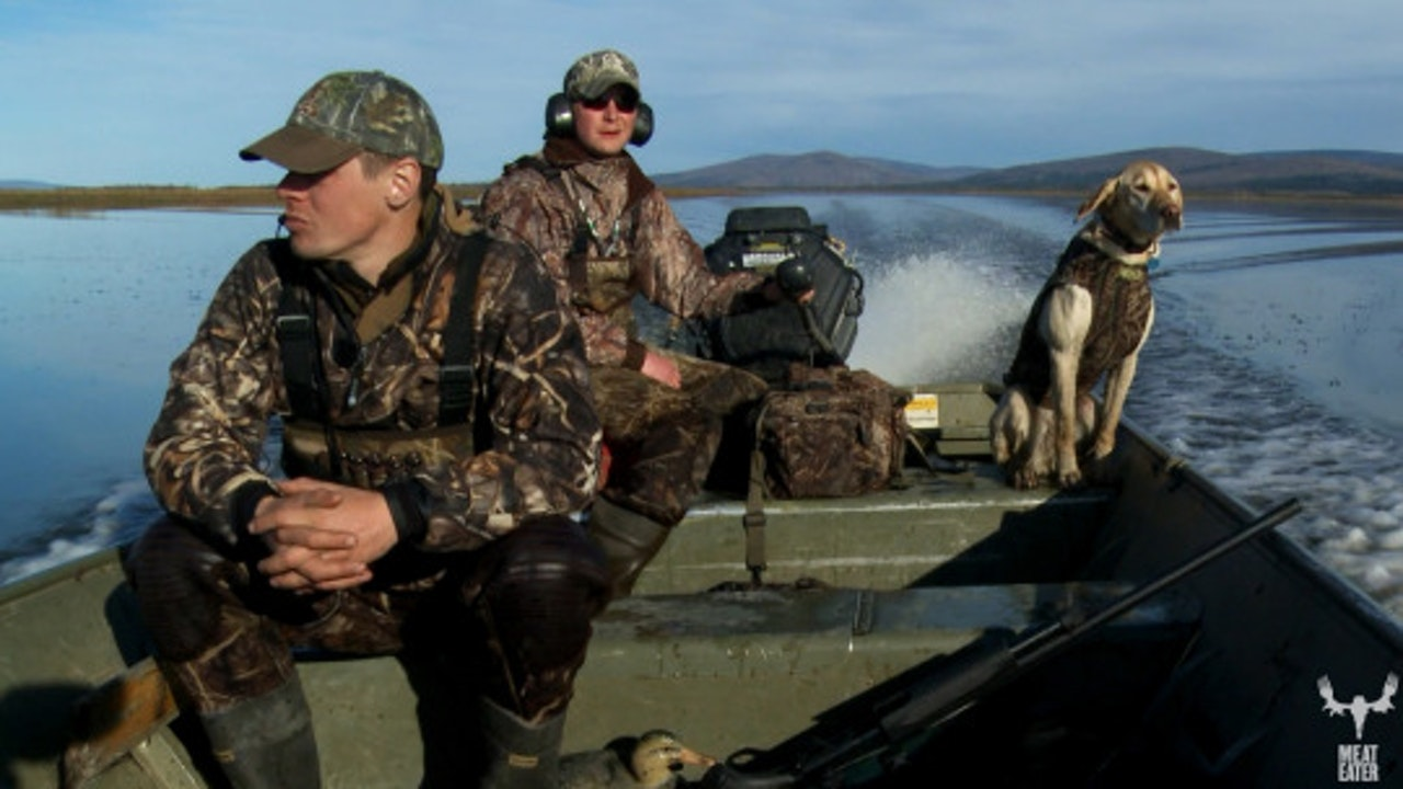 VOLUME 3, EPISODE 4: THE WATER'S EDGE, WATERFOWL IN ALASKA