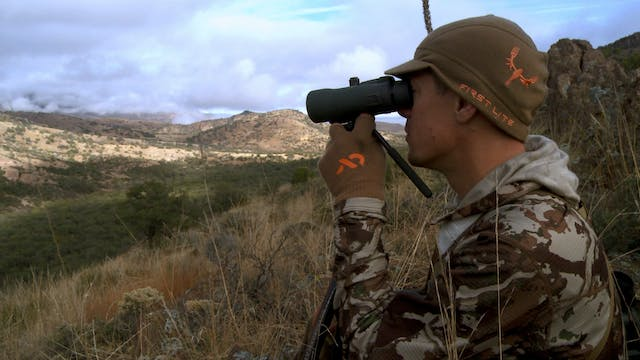 S5-E09: Sky Island Solitaire: Arizona Coues Deer