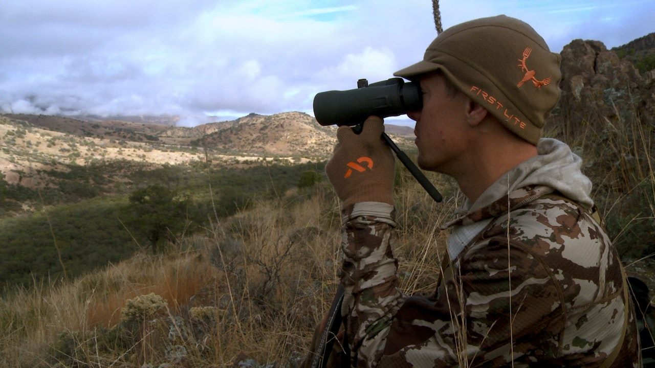 VOLUME 9, EP 1: SKY ISLAND SOLITAIRE: BACKPACK HUNTING COUES DEER IN ARIZONA