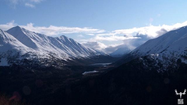 THE RUGGED PEAKS: ALASKA MOUNTAIN GOAT