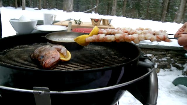 S4-E11: Cold Water: Alaskan Seafood Cooking Special