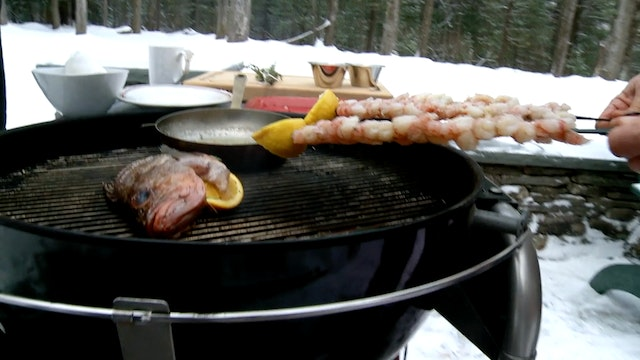 COLD WATER: ALASKAN SEAFOOD COOKING SPECIAL