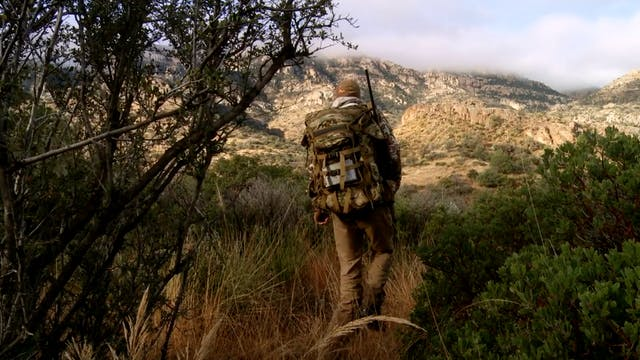 S5-E09: Sky Island Solitaire:  Backpack Hunting Coues Deer in Arizona