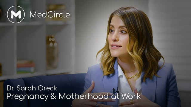Navigating Pregnancy, Motherhood, & the Workplace