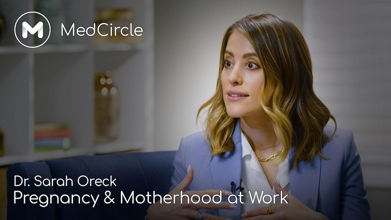 Navigating Pregnancy, Motherhood, & the Workplace