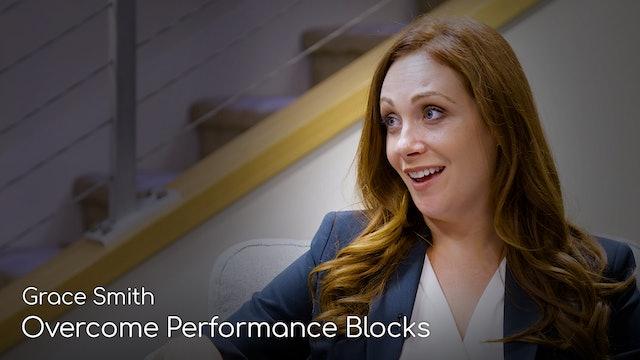 How to Overcome Mental Blocks & Improve Performance