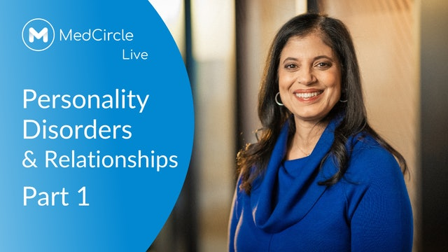 Relationship Tools for Personality Disorders with Dr. Ramani