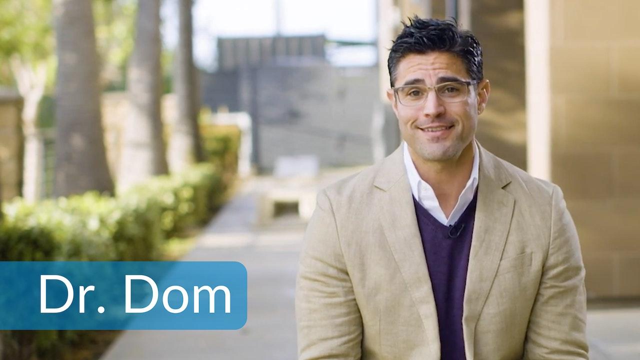 Dr. Domenick Sportelli