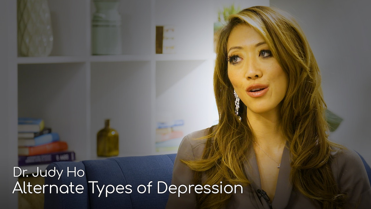 Alternate Types of Depression: Get the Right Diagnosis