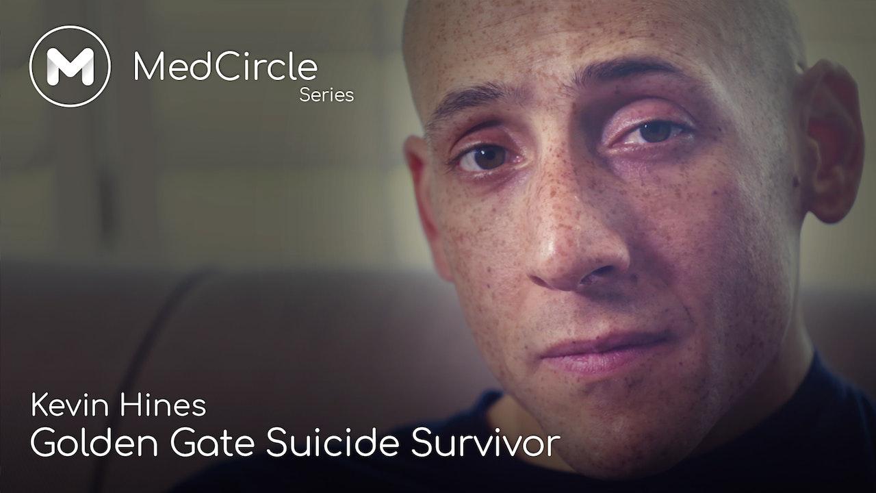 Kevin Hines: The Golden Gate Suicide Survivor