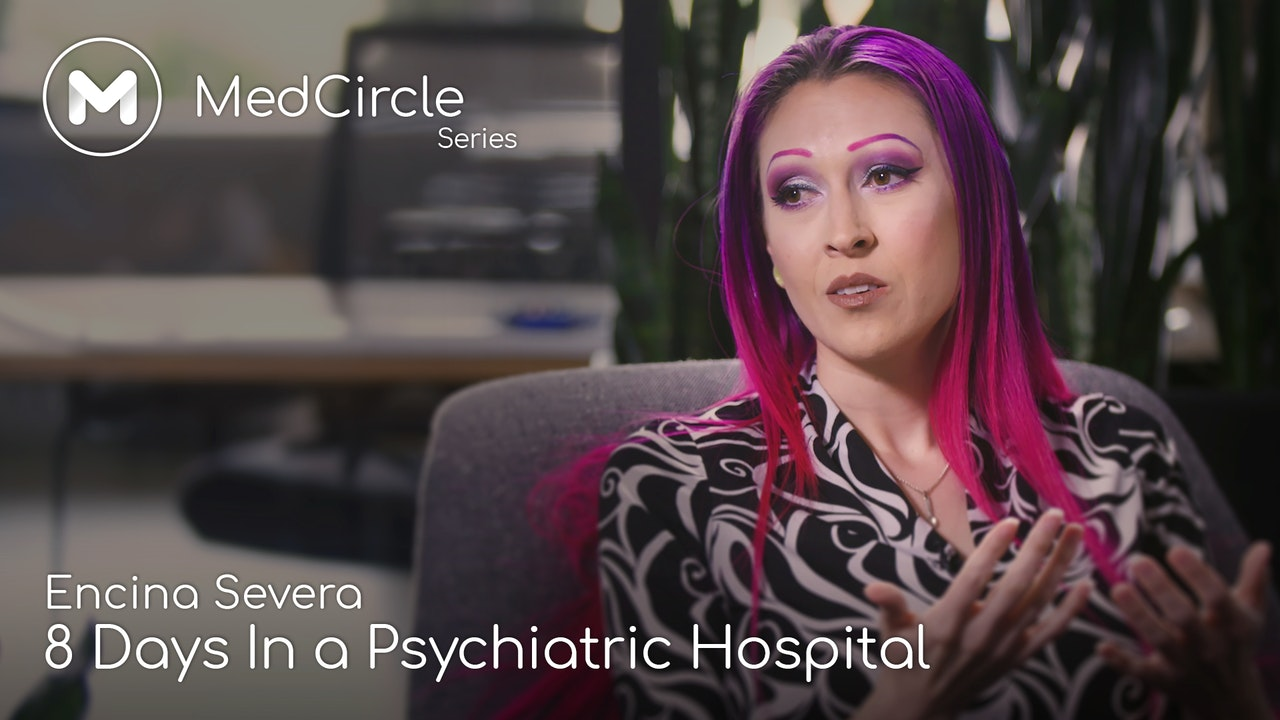 My 8 Days in a Psychiatric Hospital