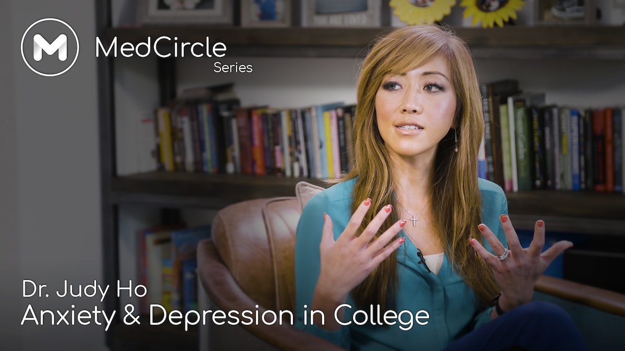 College Anxiety & Depression: The Tools & Treatment