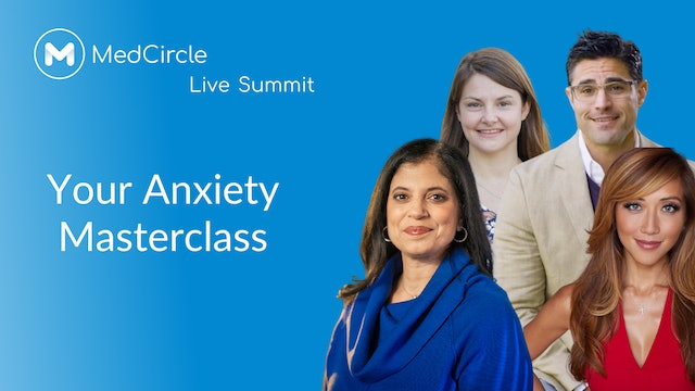 Live Expert Panel: Your Anxiety Masterclass
