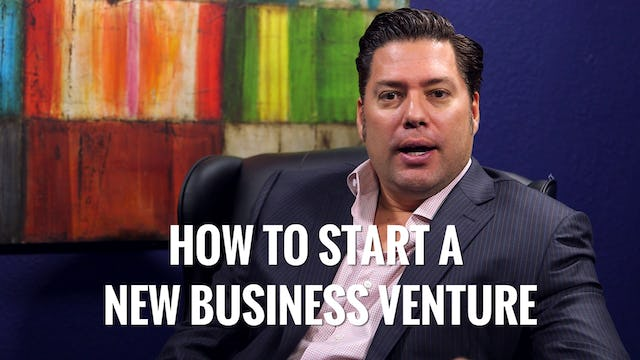How to Start a Business Venture