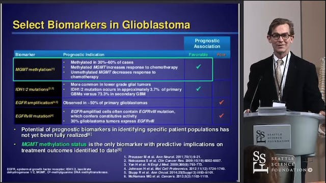 Biomarkers for GBM