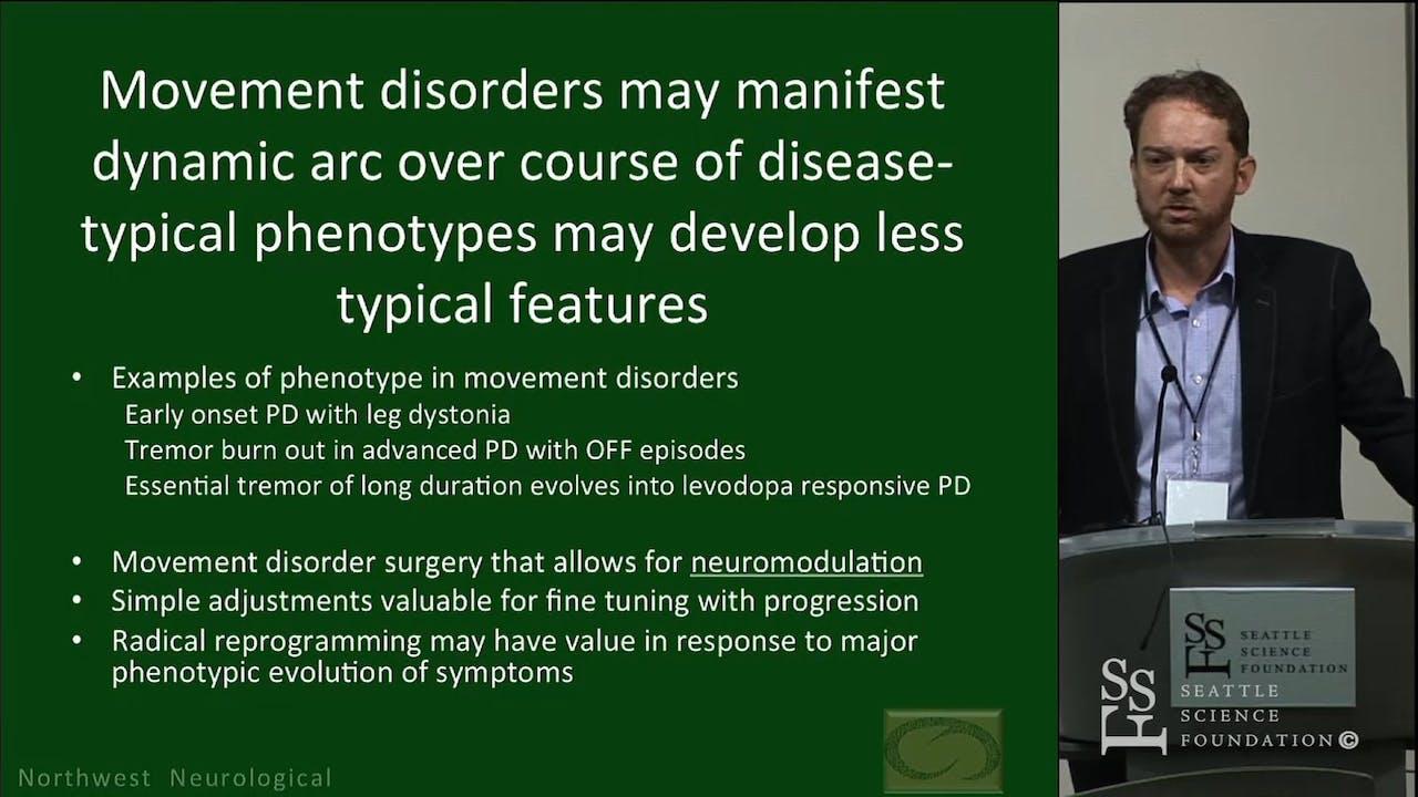 Movement Disorder Syndromes and Deep Brain Stimulation - Neurology