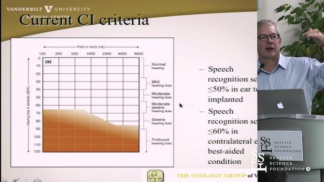 Steroids & Sudden Sensorineural Heari...