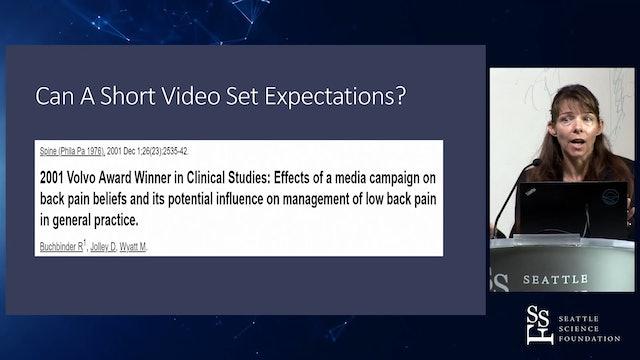 Tackling Patient-Provider Expectation Mismatch - Diana Barrett Wiseman, MD, MBA