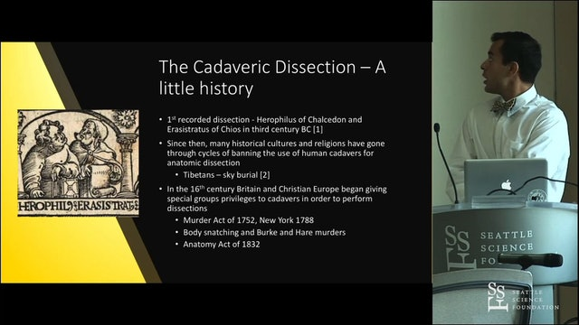 Cadaver Dissections and Social Media