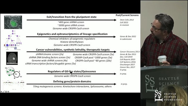 Functional genomic approaches in precision oncology