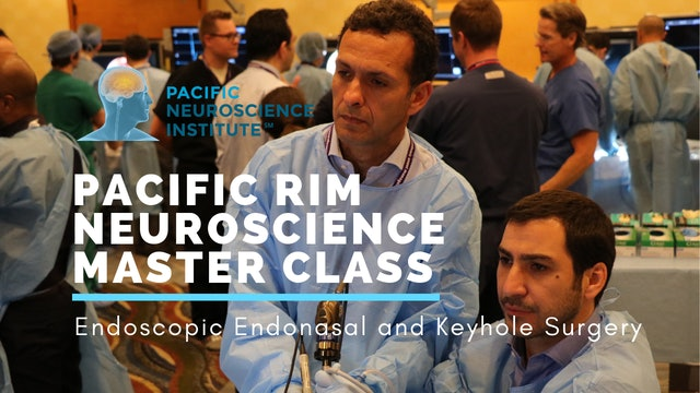 Pacific Rim Neuroscience Master Class