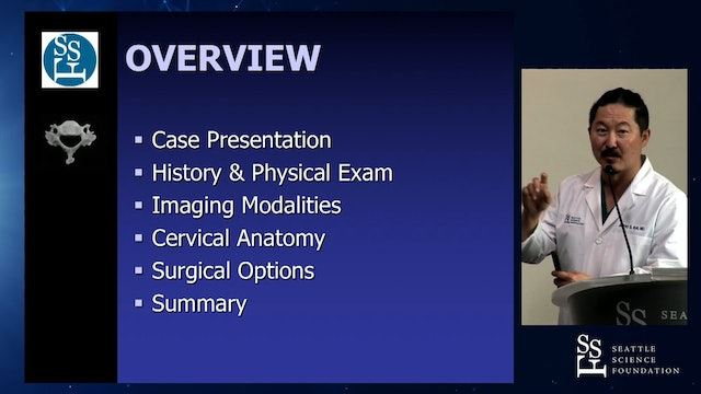 Cervical Spine Anatomy - Jeffrey S. Roh, MD, MBA, MSc
