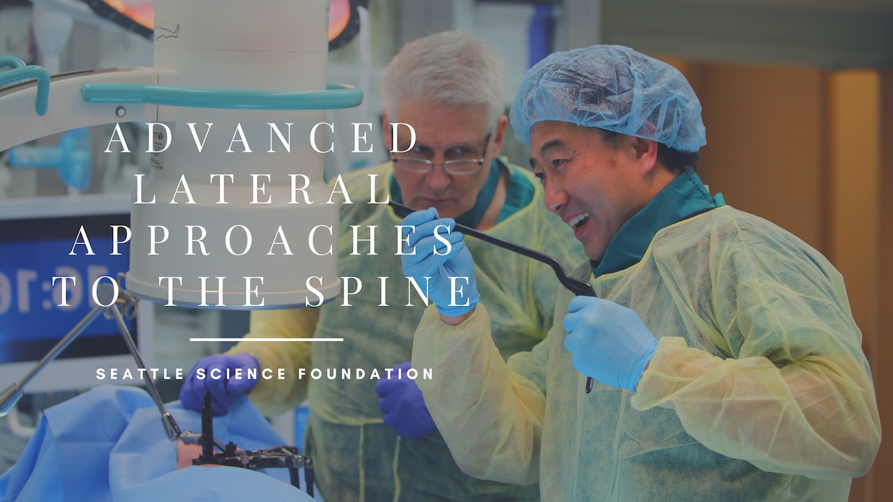 Advanced Lateral Approaches to the Spine