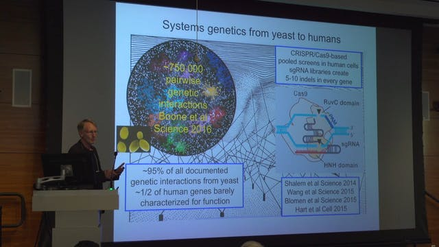Chemical Systems Genetics: Towards th...