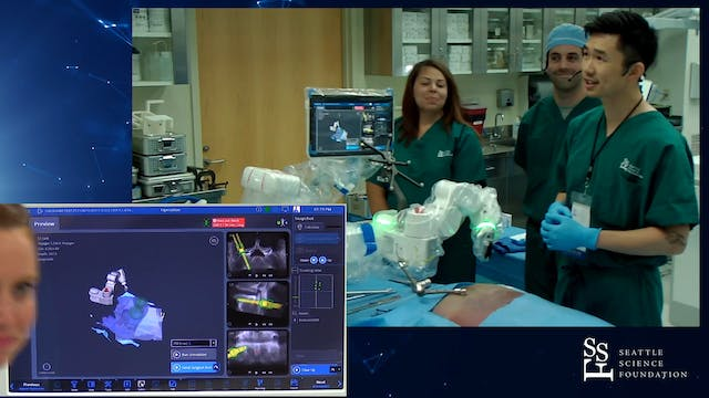 Robotic Assisted Spine Surgery