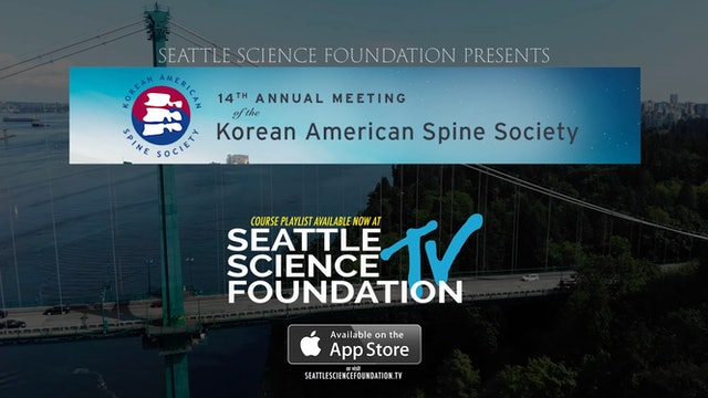 14th Annual Meeting of the Korean American Spine Society - Promo