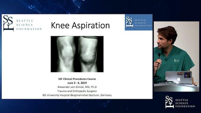 Knee Aspiration