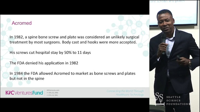 History and Future of Spine Surgeons Investing in Advancing Spine Care