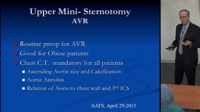 Minimally Invasive AVR: Safe, Reliable, Reproducible