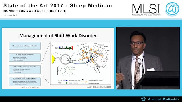 Circadian timing in shift work and mo...