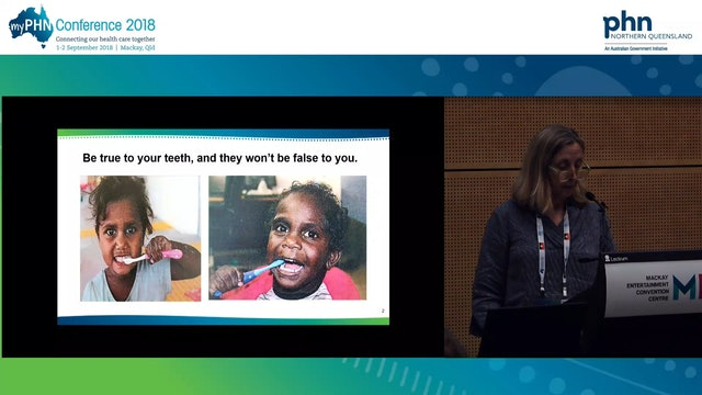 Telehealth and mentoring, improving oral health outcomes in the Torres Strait Yvonne Mangan